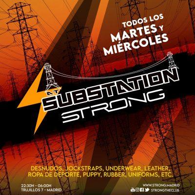 At Substation 1